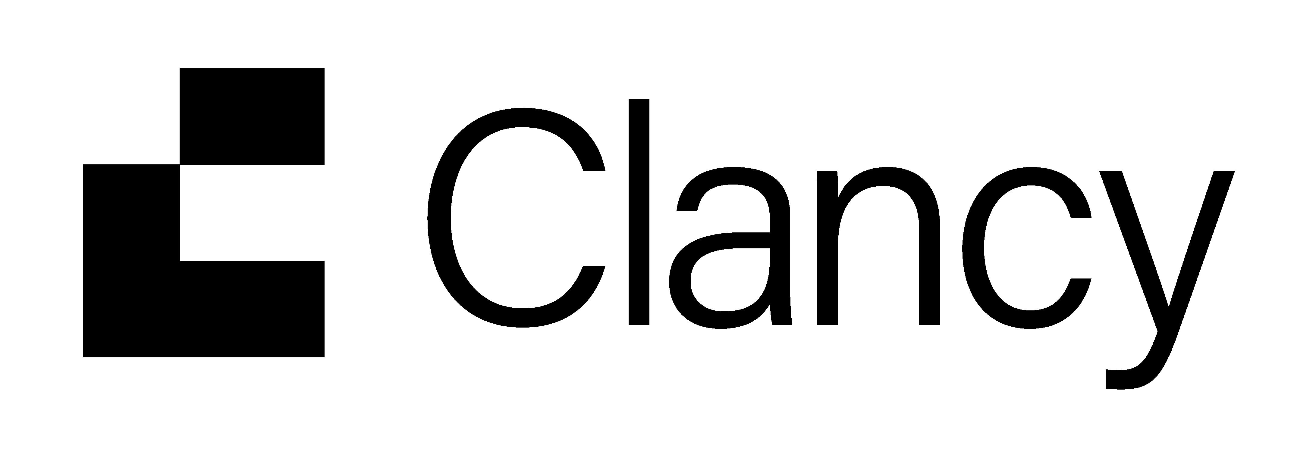 Clancy Constructions Logo